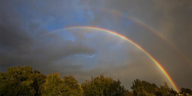 Sept 26 intense rainbow
