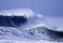 Big Shore Break