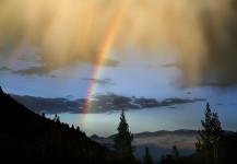 Sonora Pass Rainbow